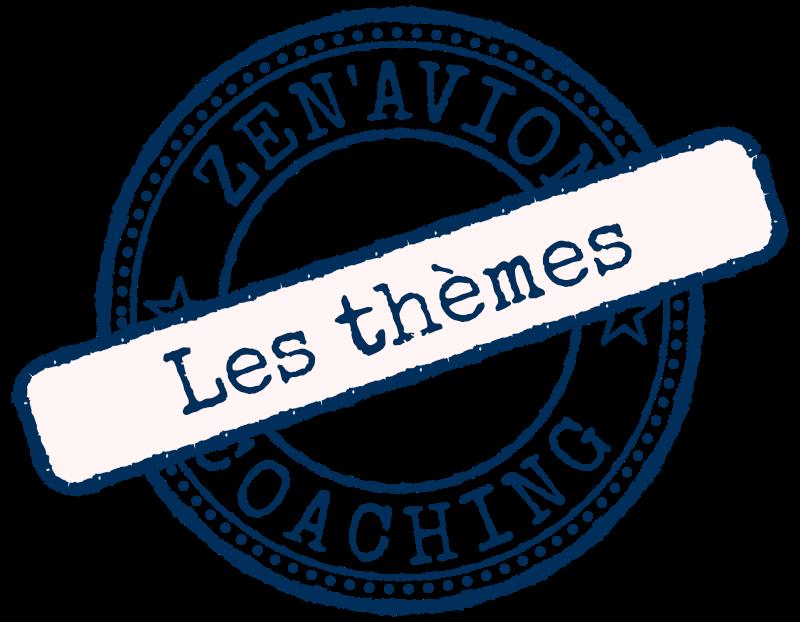 Quels thèmes pour les séances de coaching de Zen'Avion Coaching ?