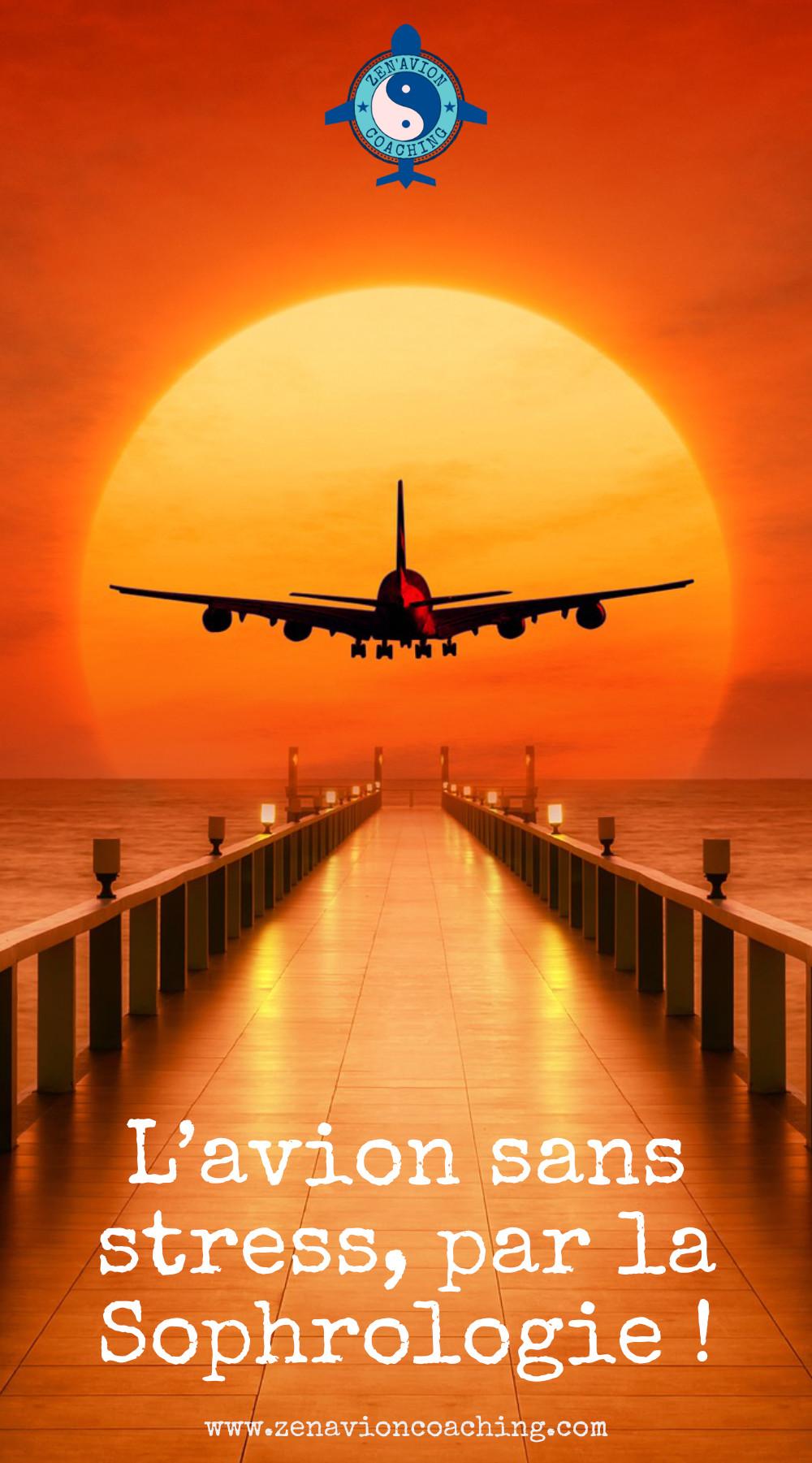 sophrologie peur avion