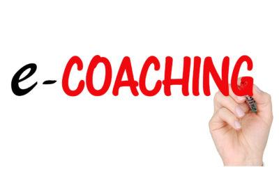 Qu'est-ce qu'une e-coach ? Peut-on suivre un coaching à distance ?