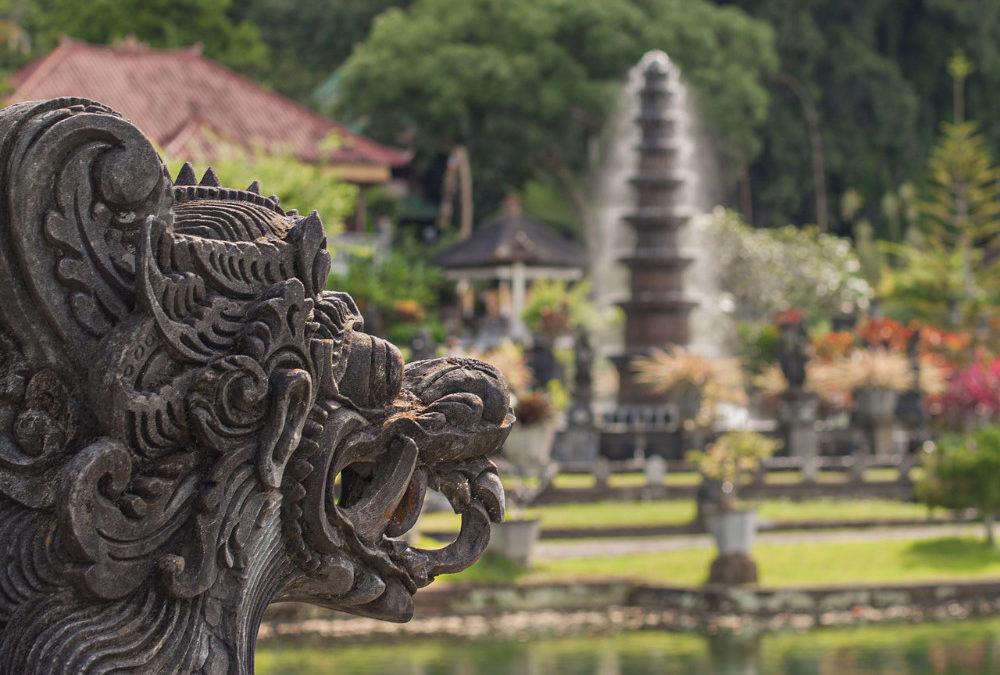 peur de l'avion pour Bali