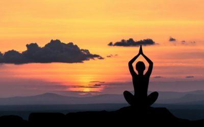 Peur en avion? La méditation peut vous aider !