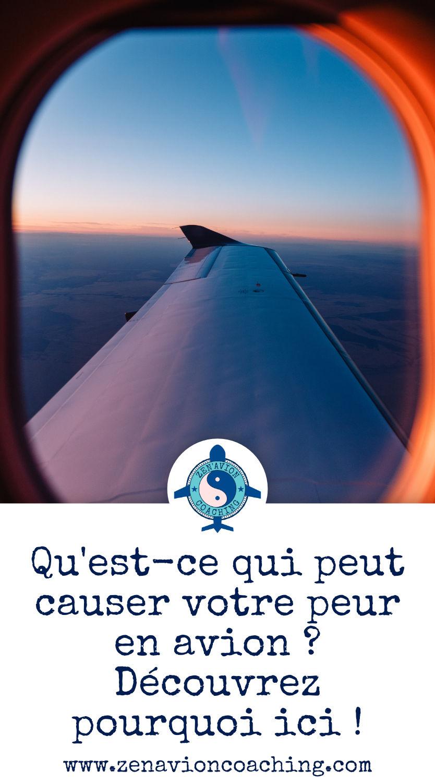 pourquoi avons-nous peur de l'avion