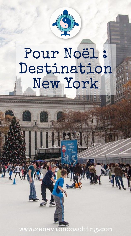 Noël - New York
