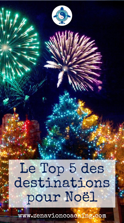 destinations Noël