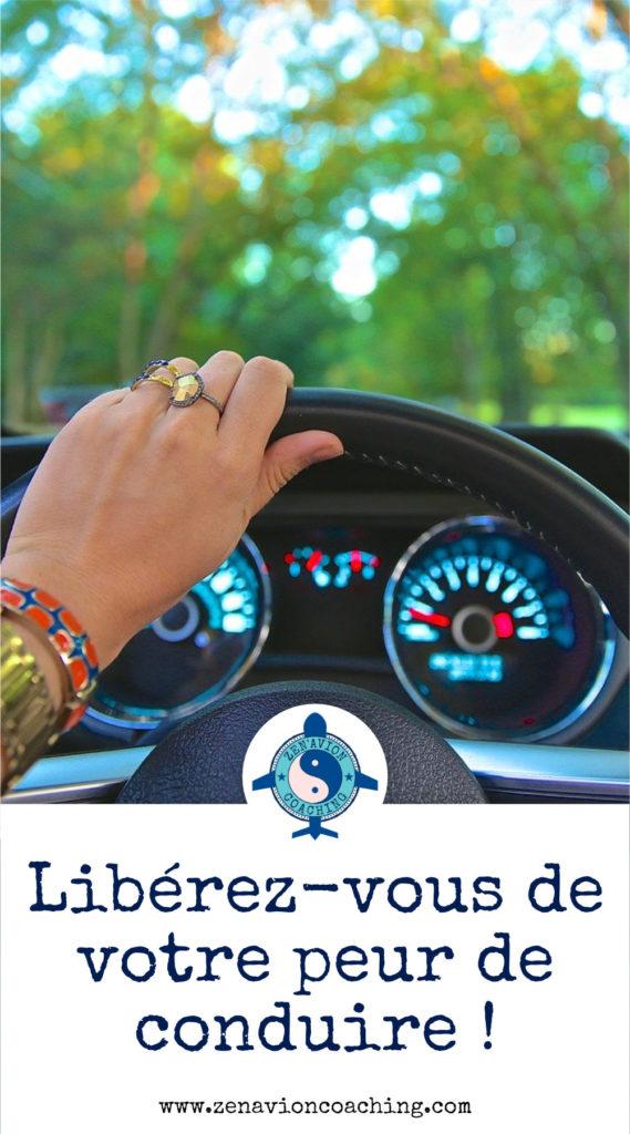 peur de conduire permis
